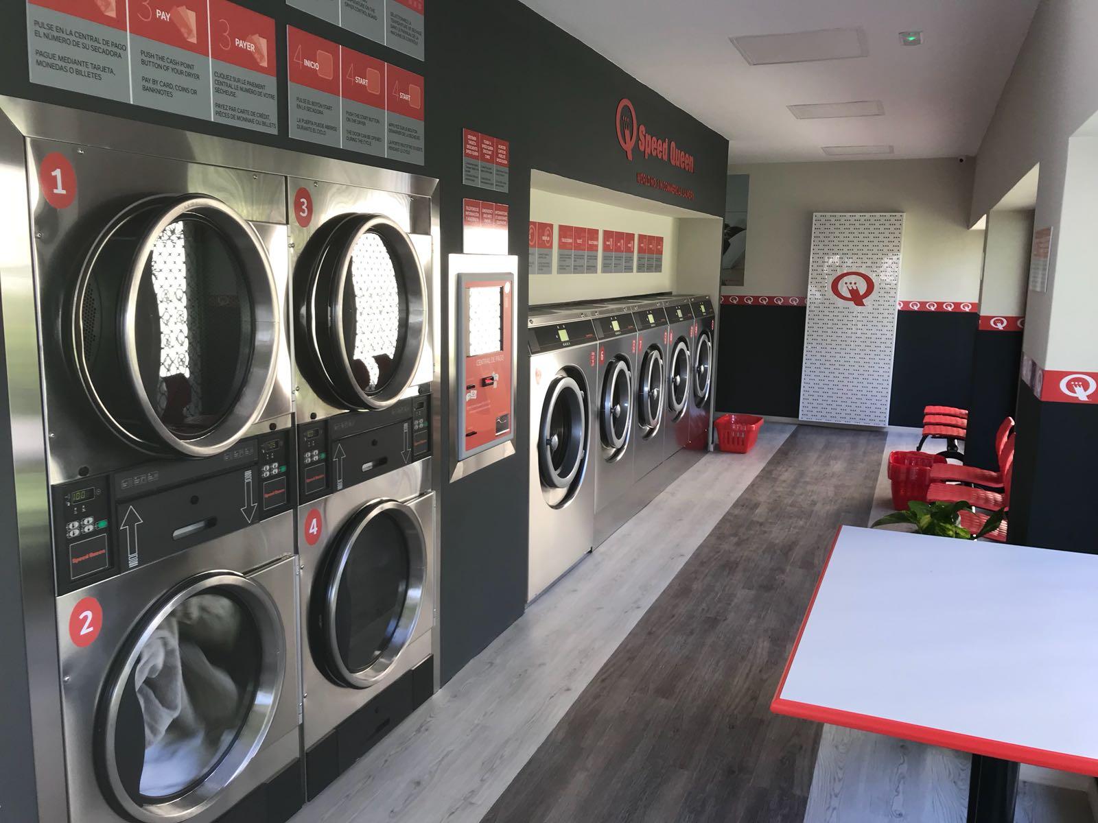 paket usaha laundry koin
